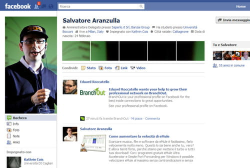 Immagine del profilo Facebook grande, come personalizzare