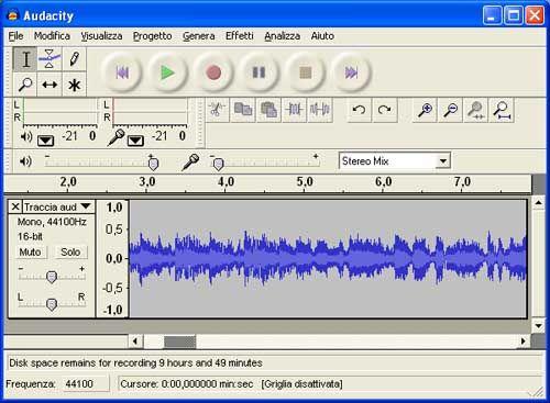 Registrare radio online