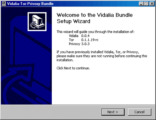 Installazione di Tor