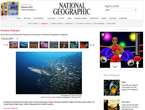 Sfondi desktop gratis da scaricare salvatore aranzulla for Immagini spettacolari per desktop
