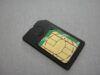 Come adattare MicroSIM a SIM