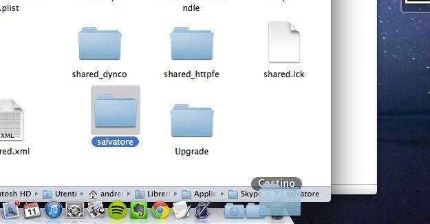 how to delete skype account on mac