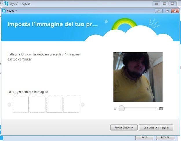 Come incontrare ragazze su skype