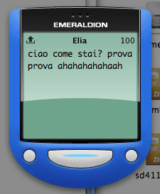 SMS da Mac