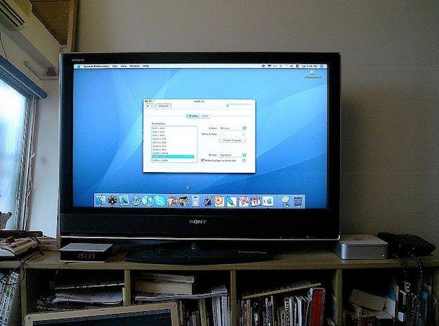 come collegare un mac air alla tv