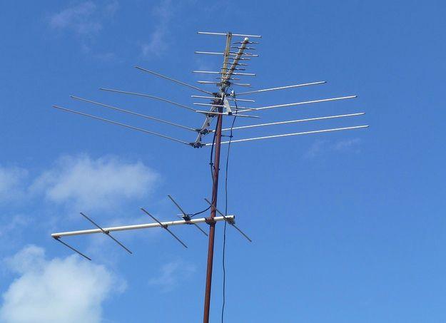 Schema Collegamento Amplificatore Antenna Tv : Antenne e prese tv sat amplificatori terrestre derivatori