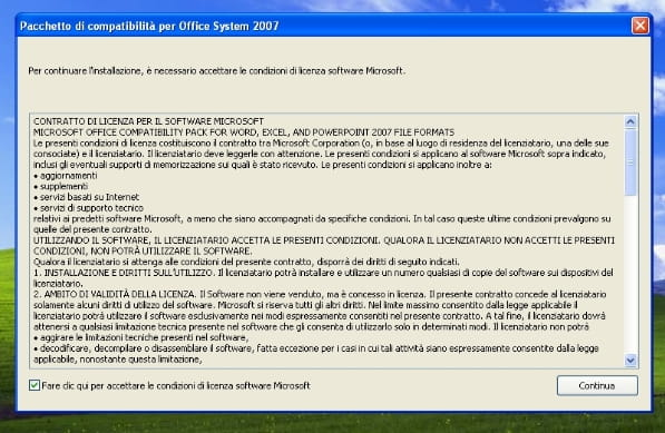 Programmi per office salvatore aranzulla - Office compatibility pack for office 2007 ...