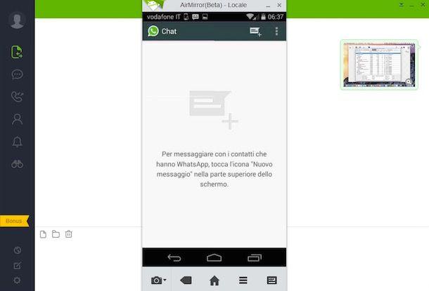 Come usare WhatsApp su PC
