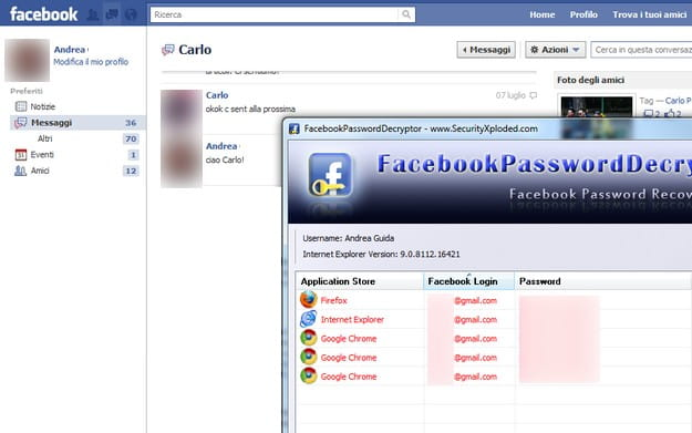 programmi per spiare su facebook