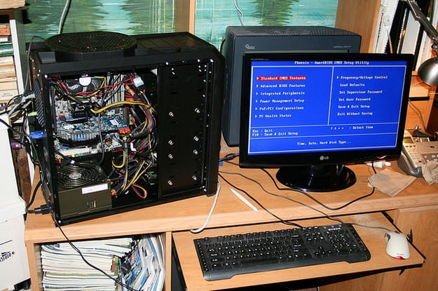 bios03 COME FORMATTARE IL PC