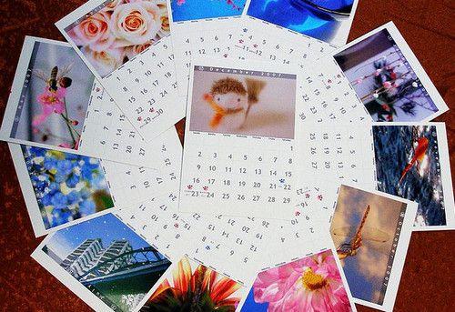 Cartoline Ch Calendario.Come Creare Un Calendario Personalizzato Gratis 10 January