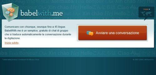 Chat su internet