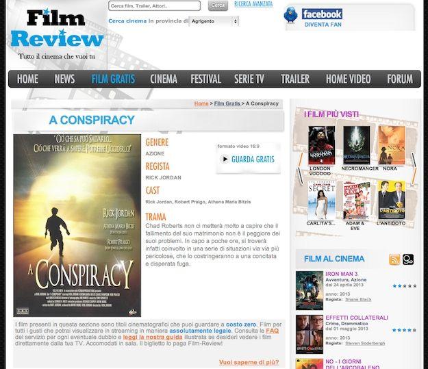 sito per scaricare film gratis in italiano