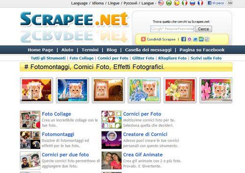 Modificare foto online gratuiti in italiano con effetti for Modificare casa