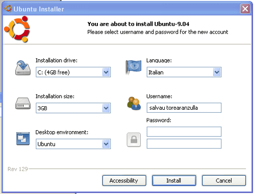 immagine 313 Come installare Ubuntu