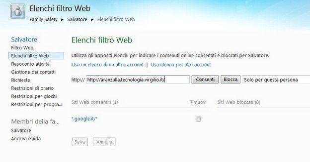 internet3 Come limitare l'accesso ad Internet
