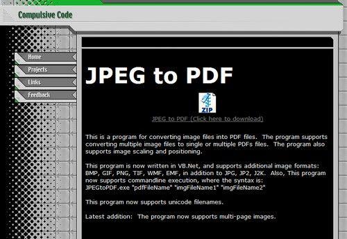 Come Trasformare Un Pdf In Jpg Online