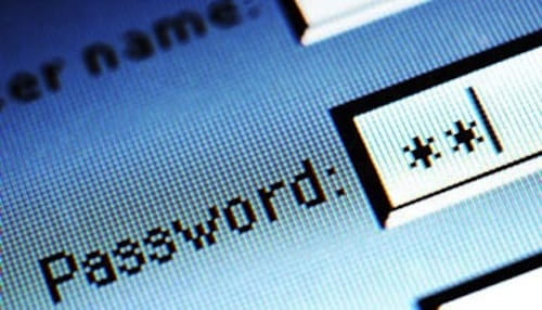 Proteggere programmi aperti con password