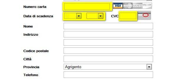 Pagare con Postepay prepagata su Ebay? | Yahoo Answers