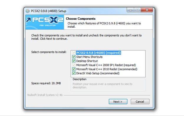 ps219 Come emulare giochi PS2 su PC