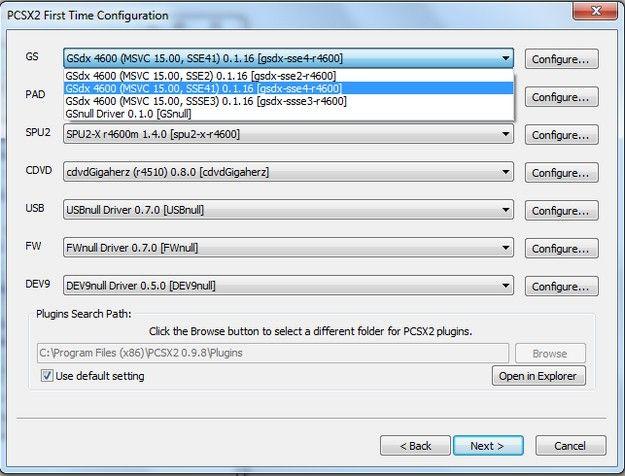 ps222 Come emulare giochi PS2 su PC