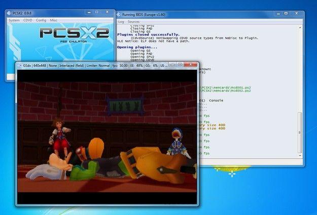 ps241 Come emulare giochi PS2 su PC
