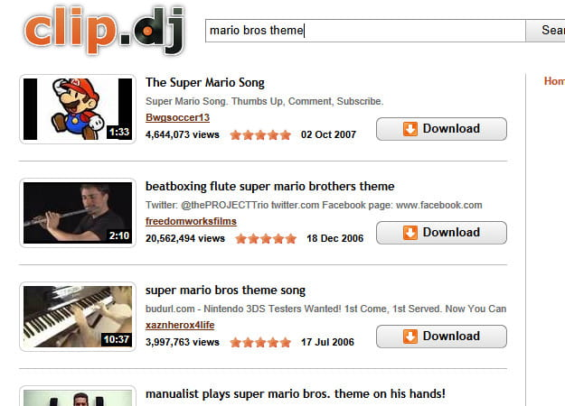 programma per scaricare le canzoni da youtube