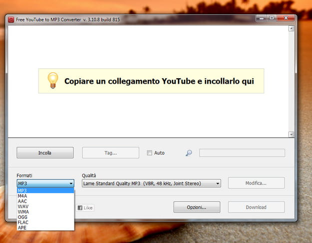 download programma per scaricare musica da youtube