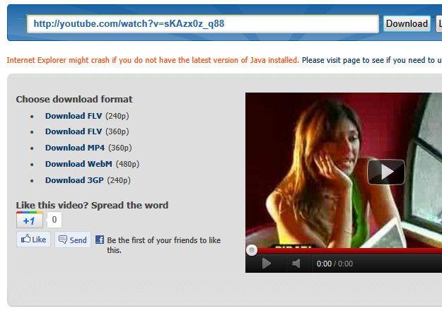 scarica video da youtube gratis mp4