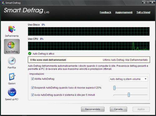 wv3 Come ottimizzare il PC