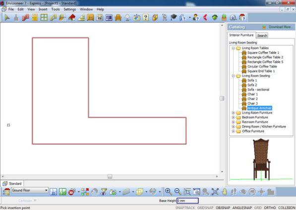 Programmi per disegnare in 3d for Programmi per arredare casa in 3d gratis