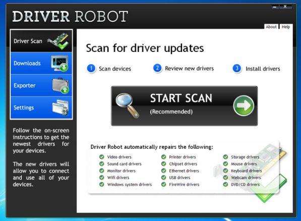 عملاق تحديت الدرايفرات Driver Robot